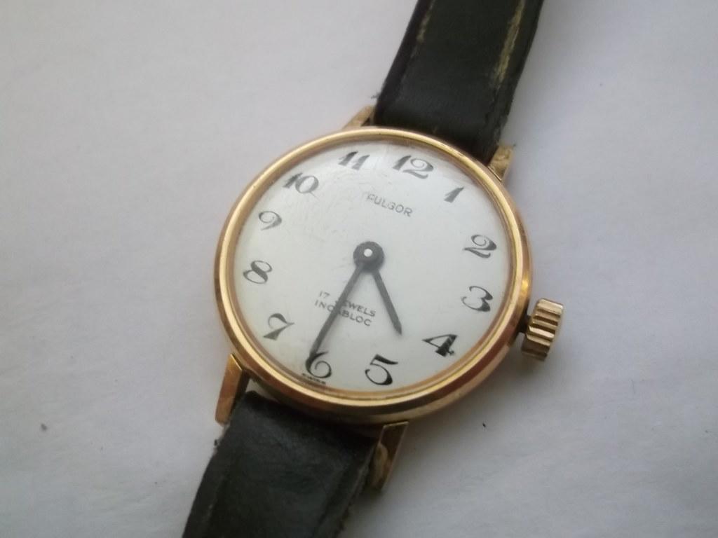 orologio 17 jewels