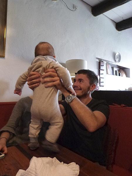 clem et les bébés