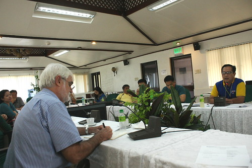 Stakeholder consultation meeting on native pigs