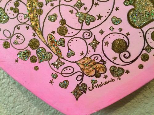 pink heart 4