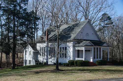 Ebenezer Methodist Church and Cemetery-027