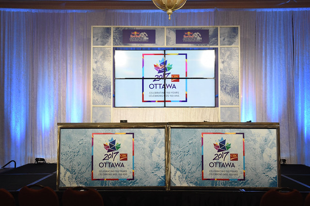 Red Bull Crashed Ice Announcement