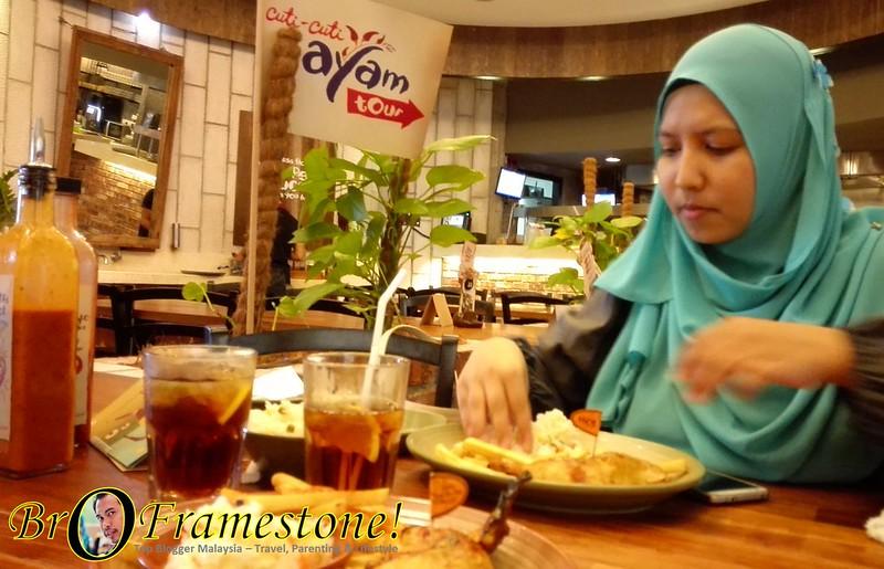 Nando's Malaysia - Kempen Cuti-Cuti Ayam