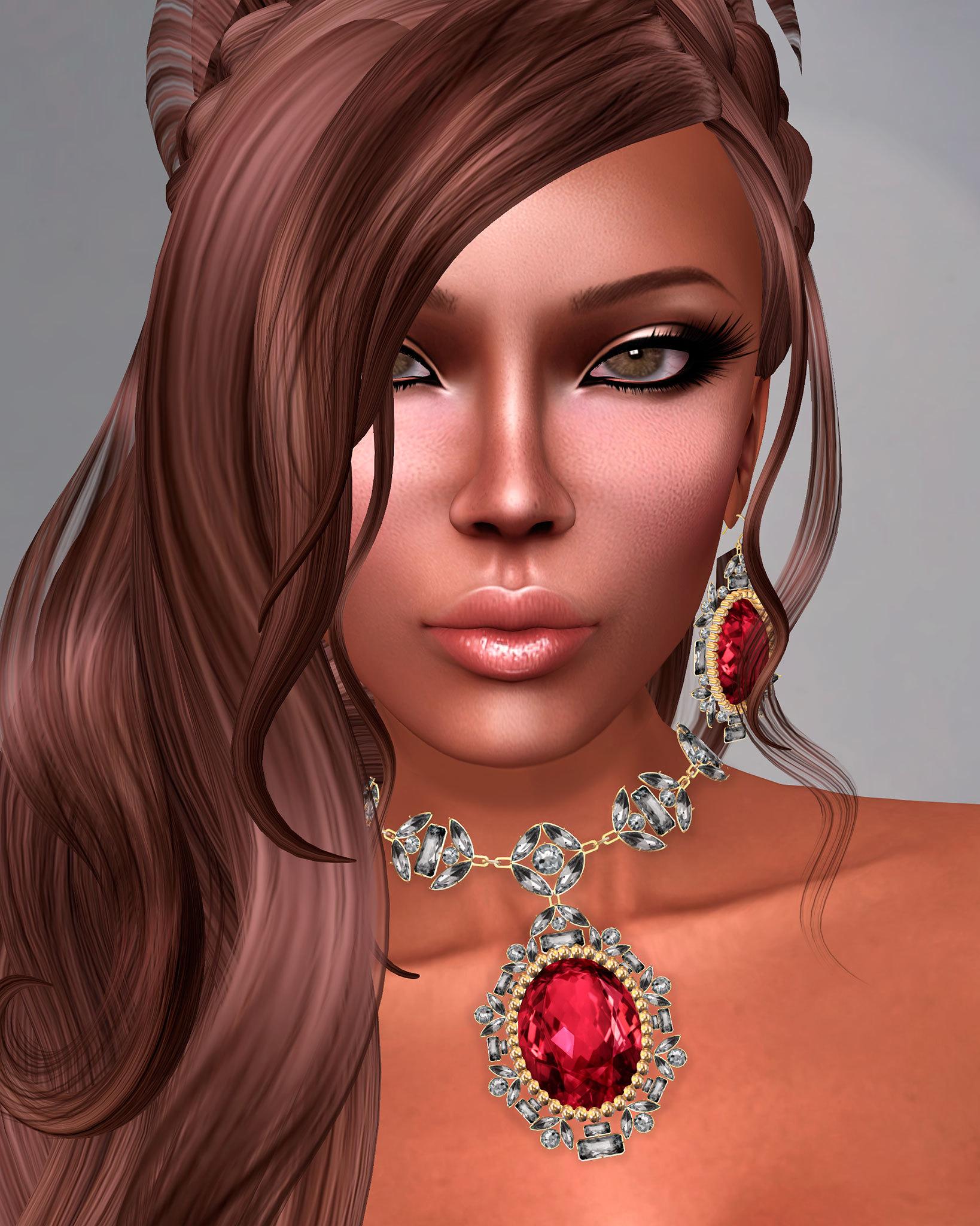 Gaeline-Adriana--mesh-head