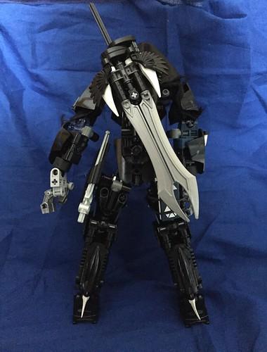 Jetera - weapons stored