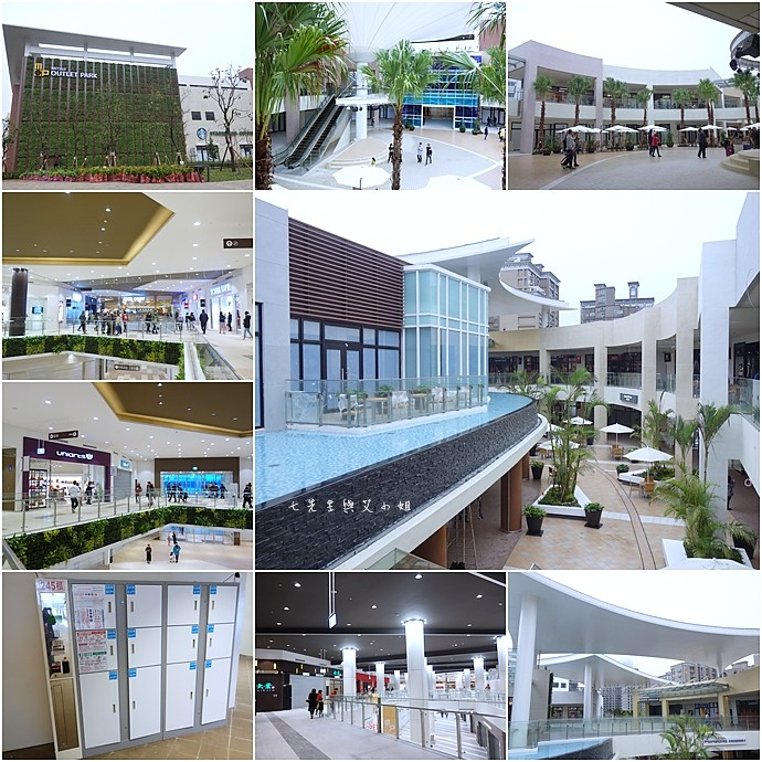 10 林口三井Outlet Mitsui Outlet Park