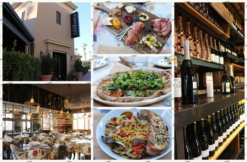 CUCINA enoteca,飛遜島,Fashion Island,寵物友善餐廳,食記,慶生,逛街,購物商場,mall,義式料理