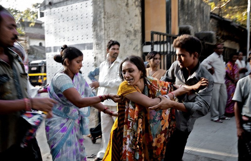 世界最大紅燈區—性暴力國度 孟買—傷痕累累的性工作者15