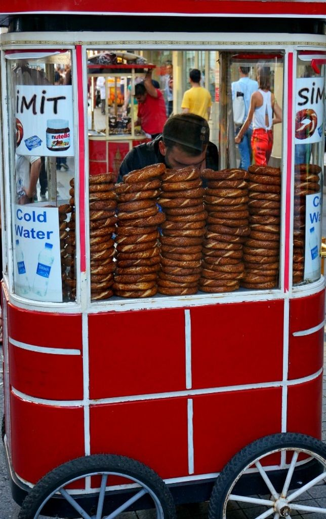 Simit Cart