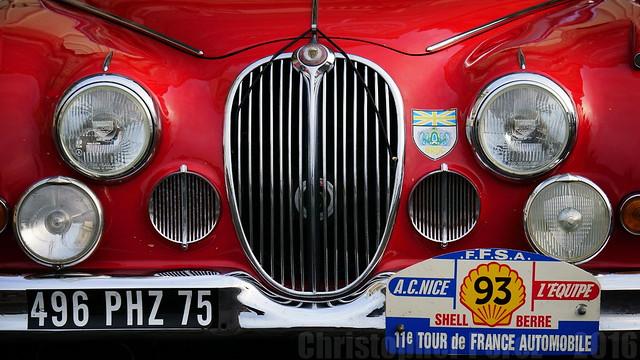 la traversee de Paris 2016 ~ Jaguar