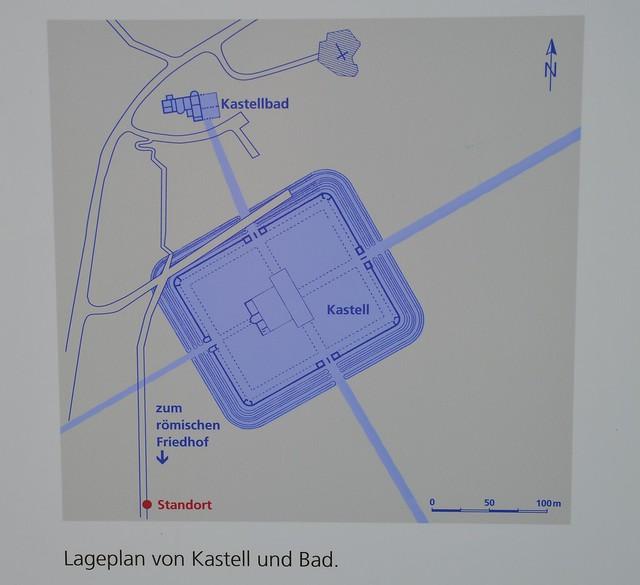 Raetian Limes Limes - Kastell Schirenhof