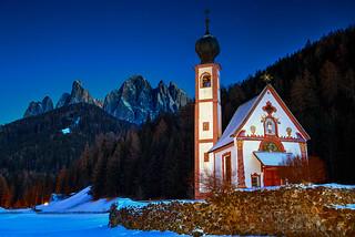 Dolomite Evening