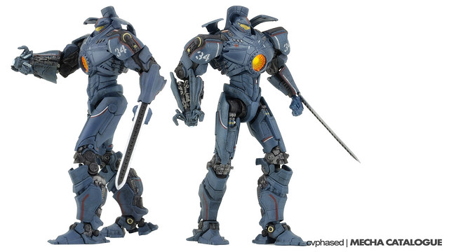 NECA Pacific Rim - Ultimate Gipsy Danger