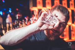 Тне тruтн is ouт тнеre! By #_ak_photo_ #disco #barman #drinks #SevenLugano