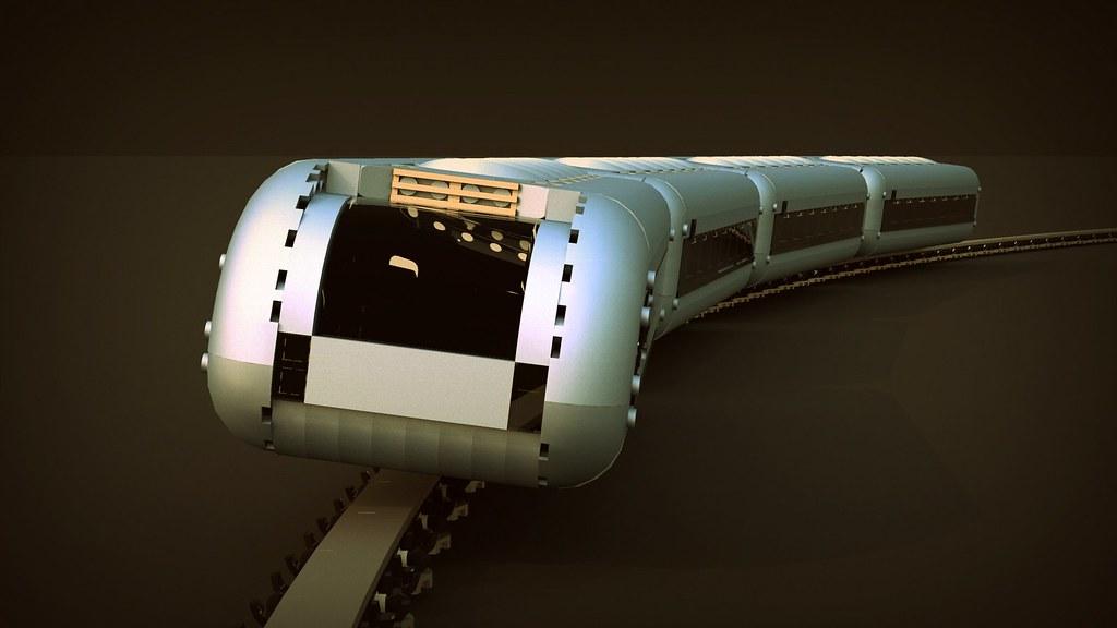 R-F train