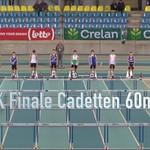 20160228 BK finale 60mh indoor [Video]