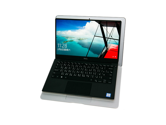 超薄螢幕!最小的 13 吋筆電!Dell XPS13 阿輝動手玩分享 (持續更新) @3C 達人廖阿輝