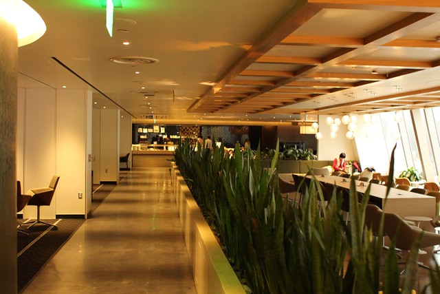 OneWorld Business Lounge