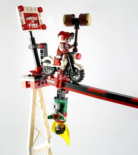 LEGO DC Superheroes 76035 Jokerland 23