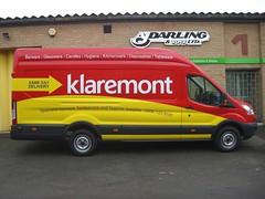 Klaremont Livery