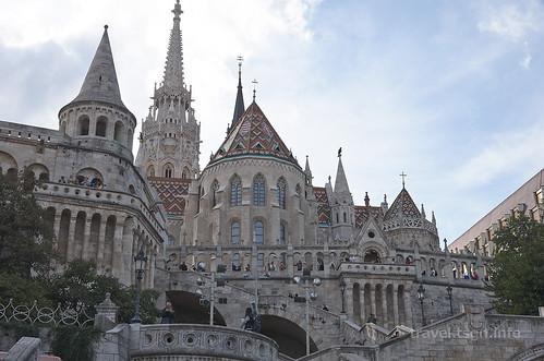 【写真】東欧周遊 : 西駅~マルギット橋~マーチャーシュ聖堂