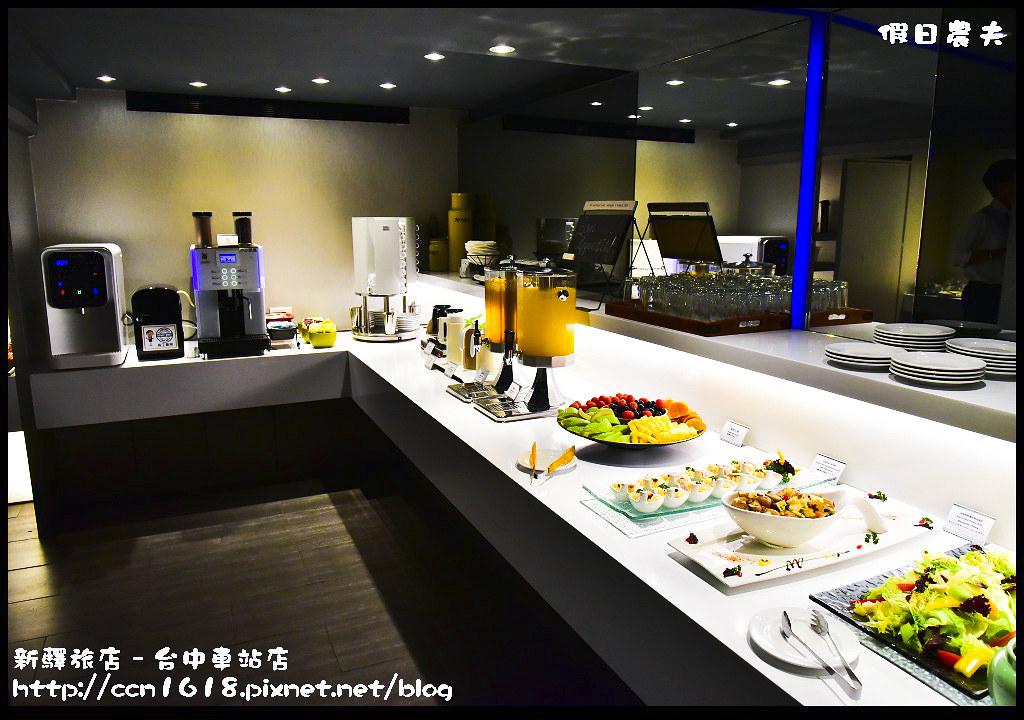 新驛旅店–台中車站店 DSC_9391