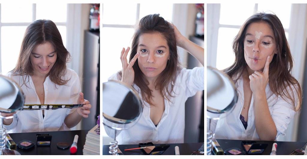 07_contouring_loreal_paris_theguestgirl_blogger_makeup