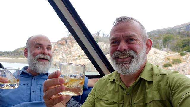 Glacier beverage