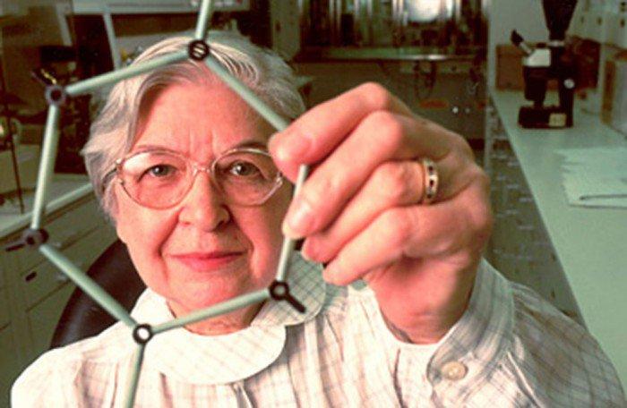 教科書欠她們一個名字—曾撼動過世界的十位女科學家11