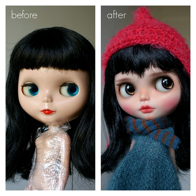 Riley befor & after