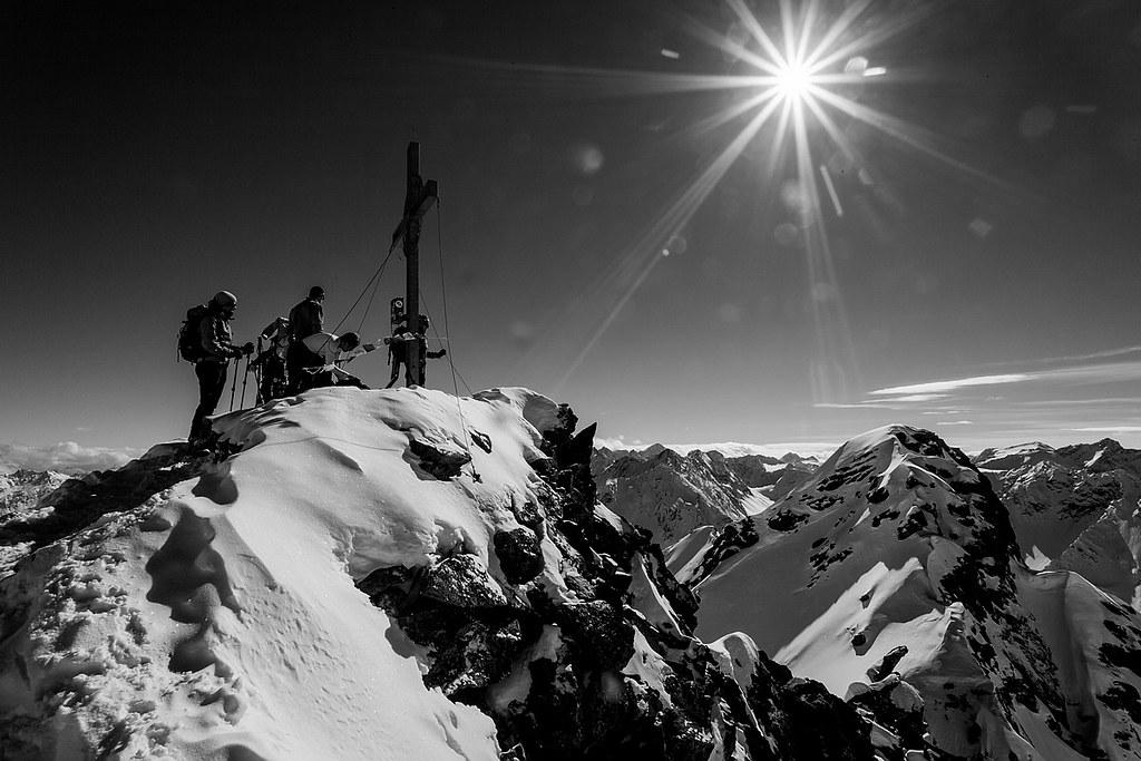 Zwieselbacher Rosskogel, Sellrain, Stubaier Alpen, Tirol, AUT. Foto: Jakub Cejpek, cejpek.com:http://www.cejpek.com/