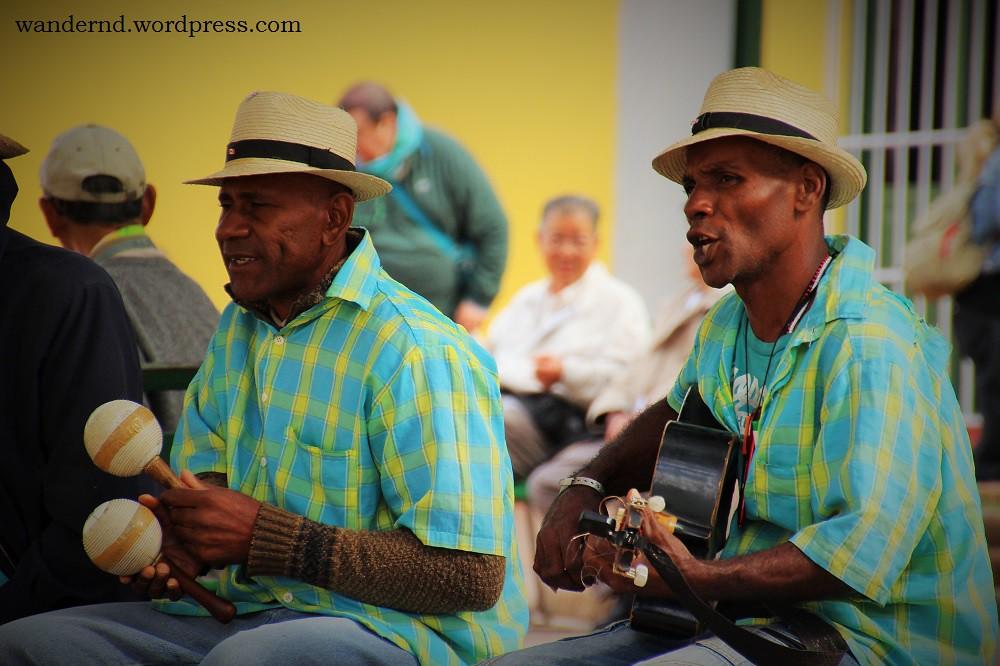 Kuba - Salsamusiker