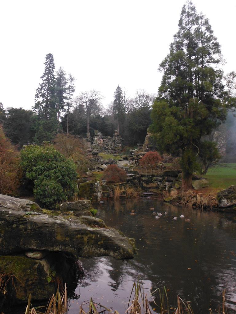 Chatsworth House Rock Garden 7