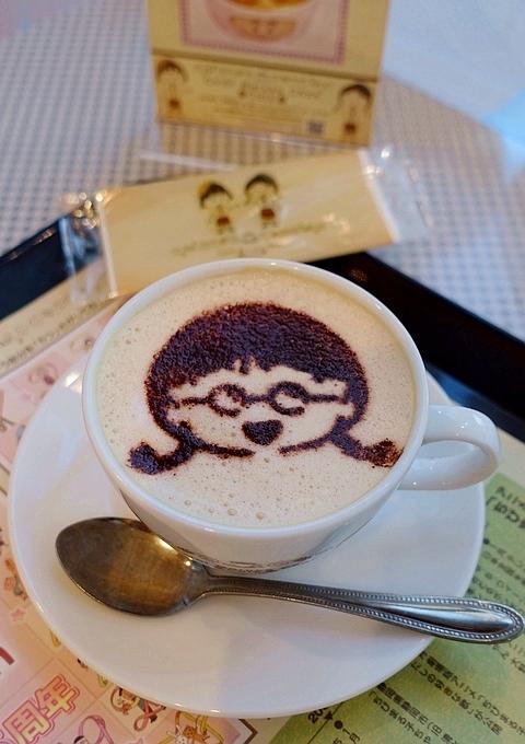 東京熱門景點台場小丸子咖啡店18