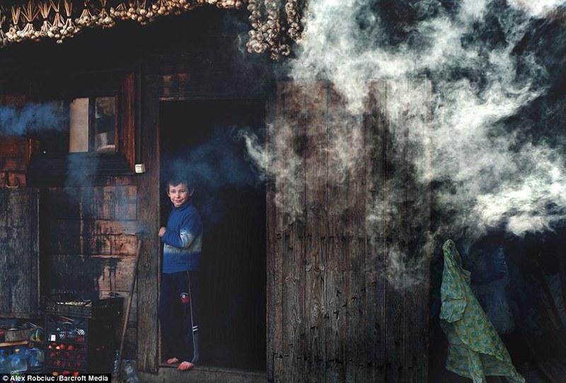 「最後的中世紀地區」- 羅馬尼亞 Maramures County 村莊17