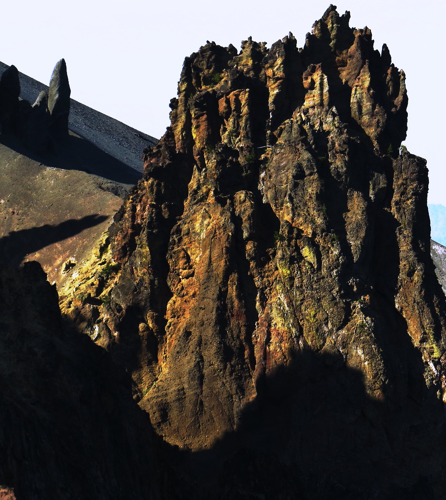 Liao Rock, Crater Lake, Oregon