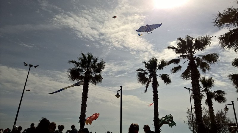 festival del viento 2016 - malvarrosa valencia