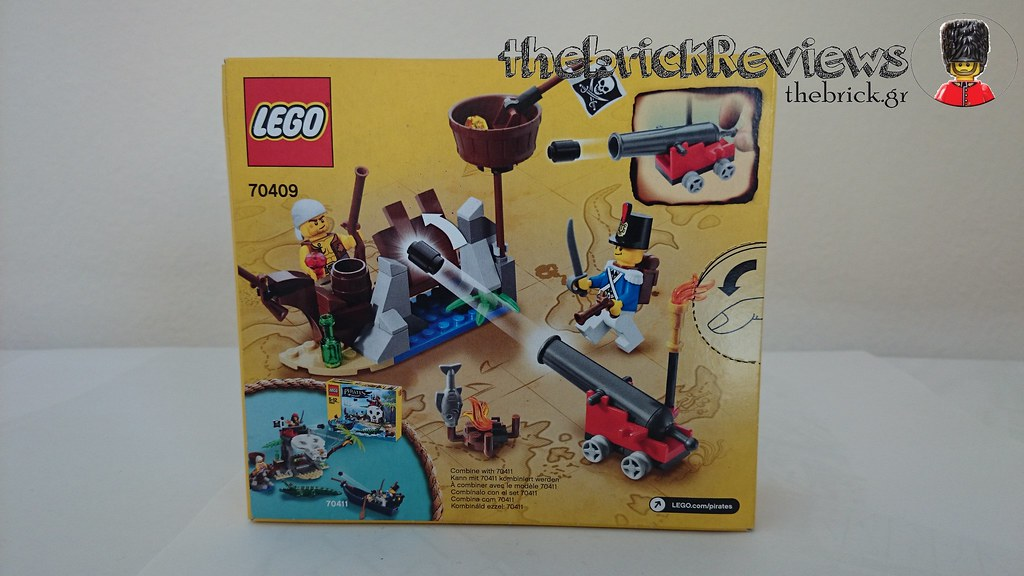 ThebrickReview: LEGO 70409 Shipwreck Defense (Pic Heavy!) 25728842113_407ccc8eb3_b