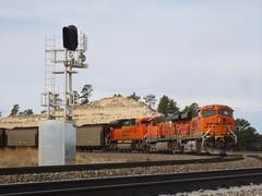 BNSF Crawford Hill Field Installation - 3/22-24/16