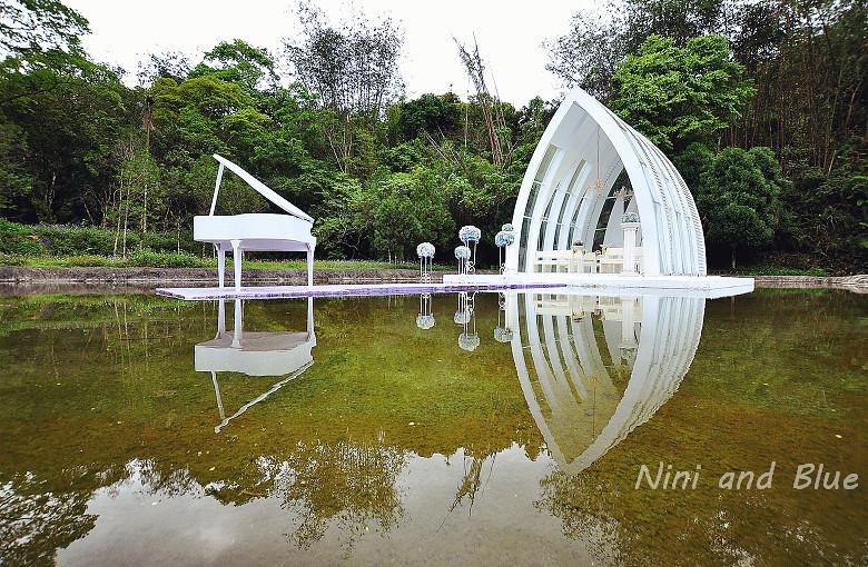 南投魚池埔里日月潭瑪莉米之丘婚紗照外拍旅遊景點21