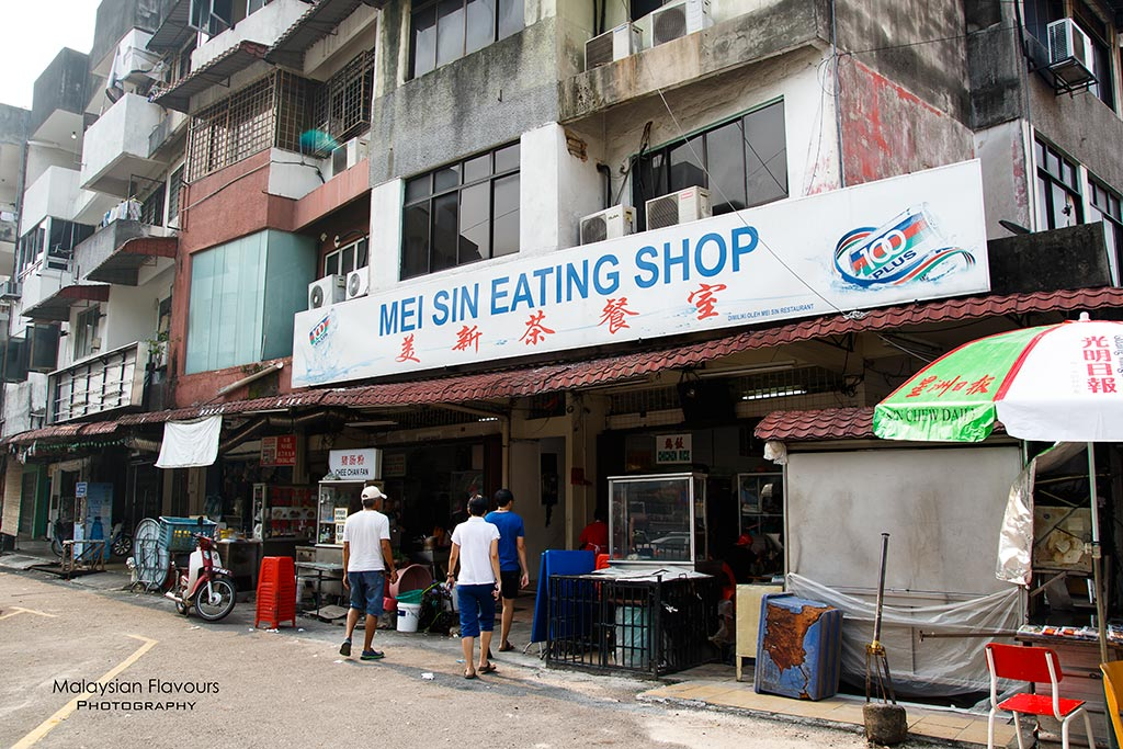 Mei Sin Eating Shop Imbi KL