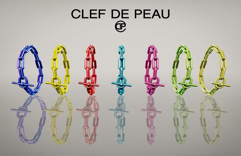 Clef de Peau Outlet.Men Only Hunt #7.
