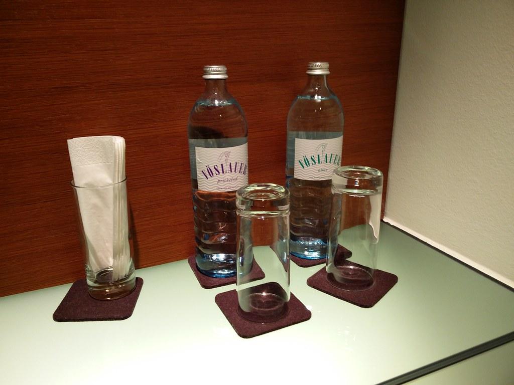Vöslauer water