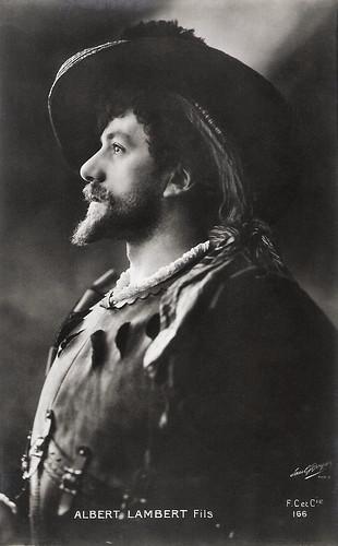 Albert Lambert Fils