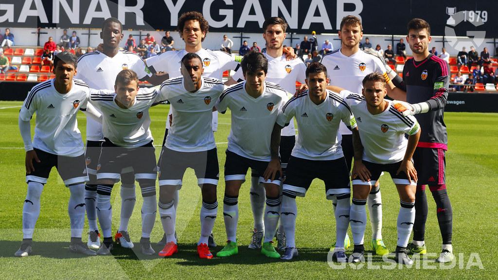 Valencia Mestalla vs Villarreal B