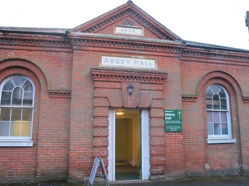 Abbey Hall, Romsey