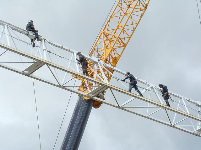 NIHP Tower Cranes