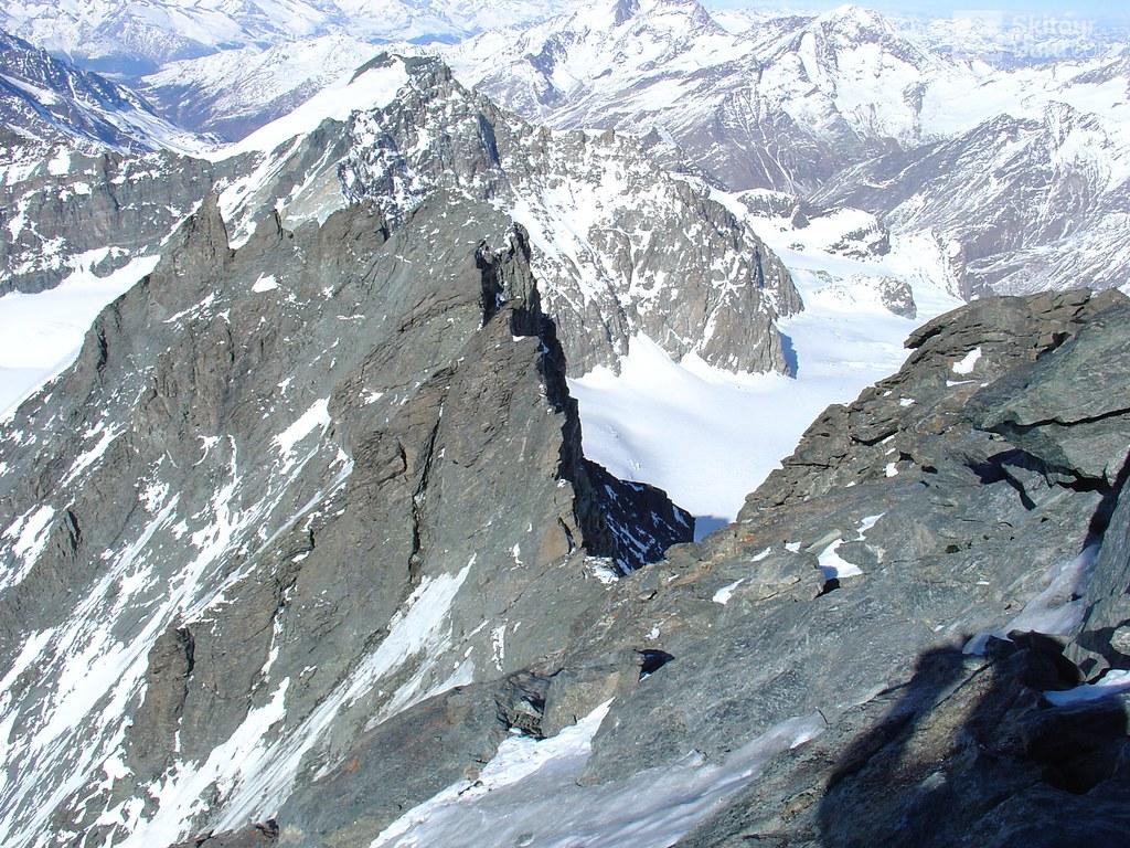 Rimpfischhorn Walliser Alpen / Alpes valaisannes Switzerland photo 07