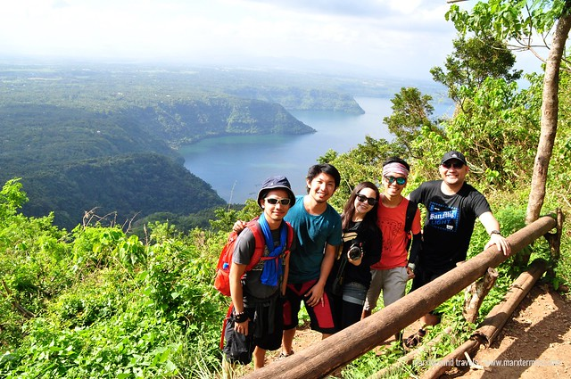 Hike Buddies at Mount Maculot Team Red Horse