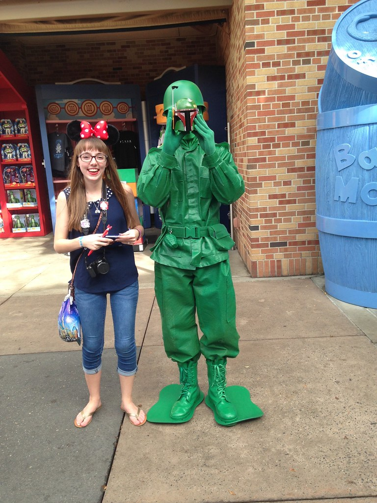 My Sister and Niece Went To Disney World